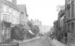 Winchester, High Street 1911