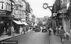Winchester, High Street 1928