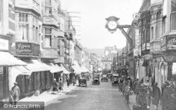 Winchester, High Street c.1925