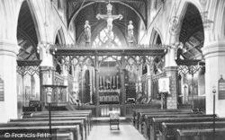 Winchester, Holy Trinity Church 1910