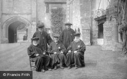 Winchester, Hospital, The Brethren 1919