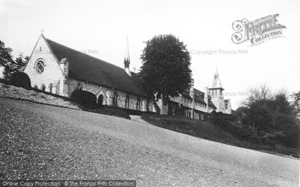 Photo of Winchester, King Alfred's College 1936