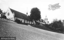 Winchester, King Alfred's College 1936