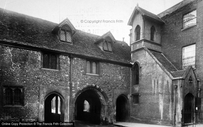 Photo of Winchester, Kings Gate 1906