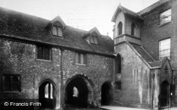 Winchester, Kings Gate 1906