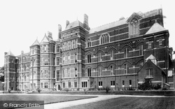 Winchester, R.H.C. Hospital 1909