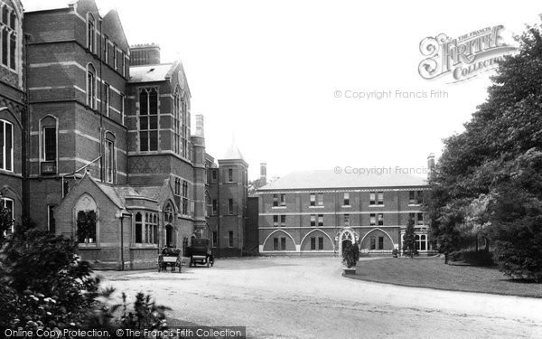 Photo of Winchester, R.H.C. Hospital 1909