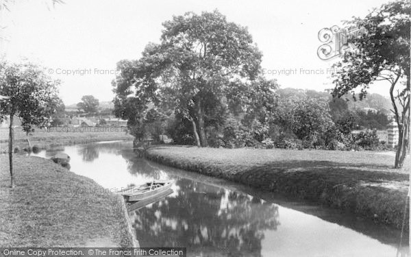 Photo of Winchester, Recreation Ground 1909