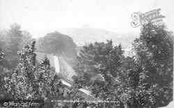 Winchester, St Catherine's Hill 1899