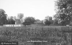 Winchester, St Cross 1899