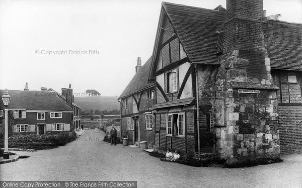 Photo of Winchester, St Cross Village 1928