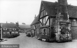 Winchester, St Cross Village 1928