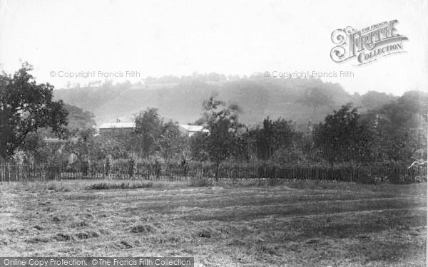 Photo of Winchester, St Giles Hill 1909