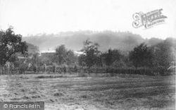 Winchester, St Giles Hill 1909