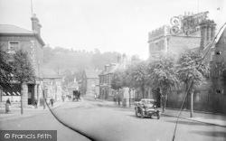 Winchester, St Giles Street And Bridge Street 1919