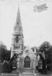 Winchester, St Thomas Church 1909