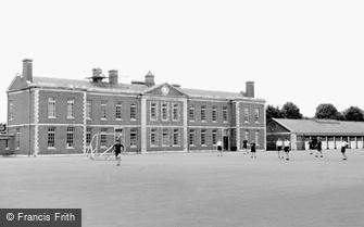 Winchester, the Barracks c1960