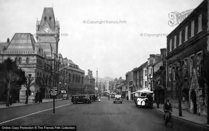 Photo of Winchester, The Broadway 1936
