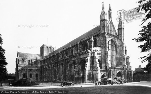 Photo of Winchester, The Cathedral 1911