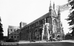 Winchester, The Cathedral 1911