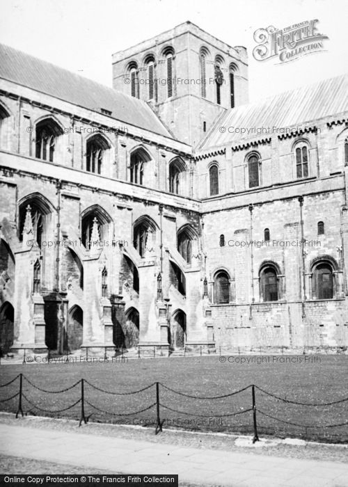 Photo of Winchester, The Cathedral c.1950