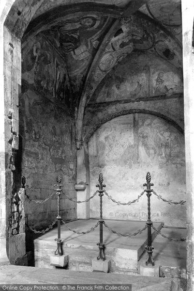 Photo of Winchester, The Cathedral, The Chapel Of The Holy Sepulchre 1912