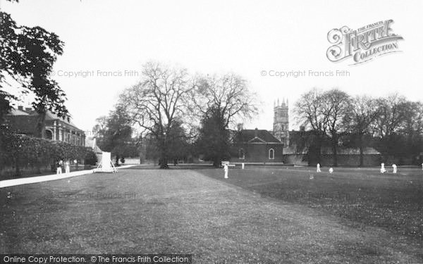 Photo of Winchester, The College, Domum Mead 1936