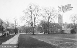 Winchester, The College Meads 1910