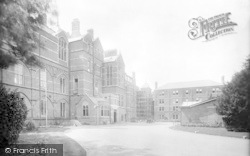 Winchester, The County Hospital 1922