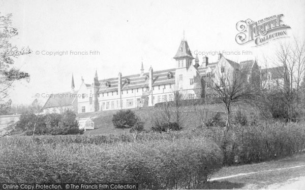 Photo of Winchester, The Diocesan College 1890