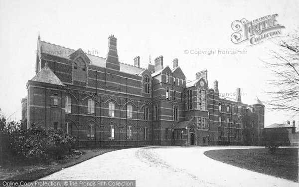 Photo of Winchester, The Hospital 1890