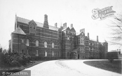 Winchester, The Hospital 1890