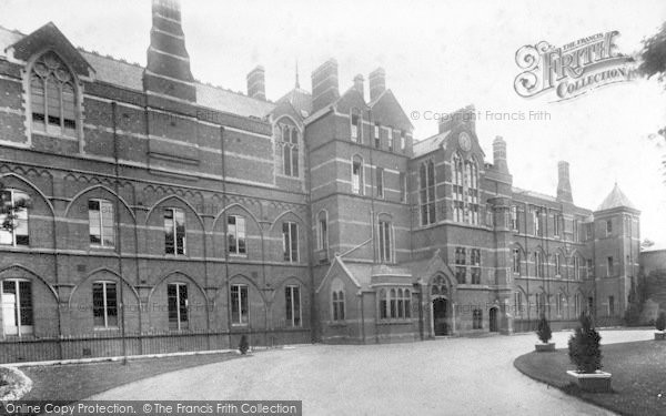Photo of Winchester, The Hospital 1906