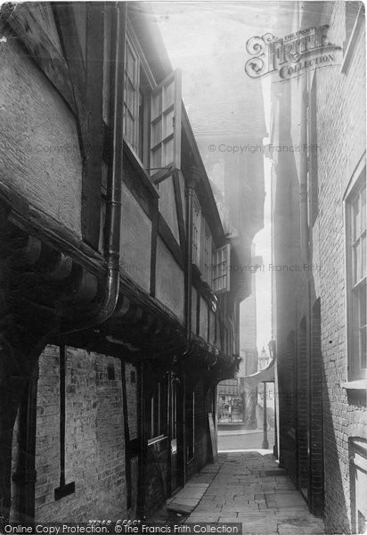 Photo of Winchester, The Oldest House 1896