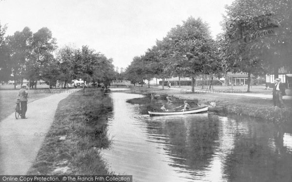 Photo of Winchester, The Park 1928