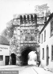 Winchester, Westgate 1886