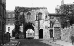 Winchester, Westgate 1896