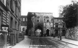 Winchester, Westgate 1899