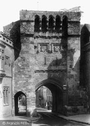 Winchester, Westgate 1906
