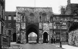 Winchester, Westgate 1909