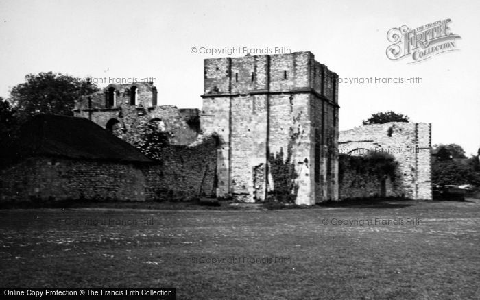 Photo of Winchester, Wolvesey Castle c.1950
