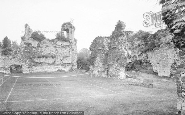 Photo of Winchester, Wolvesley Palace 1919
