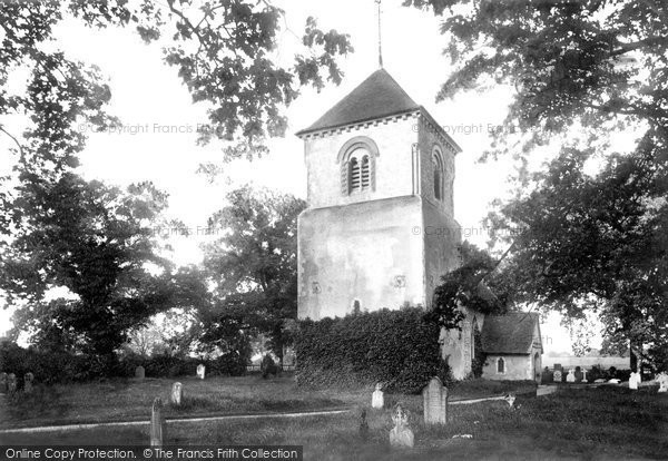 Photo of Winchfield, The Church Of St Mary The Virgin 1904