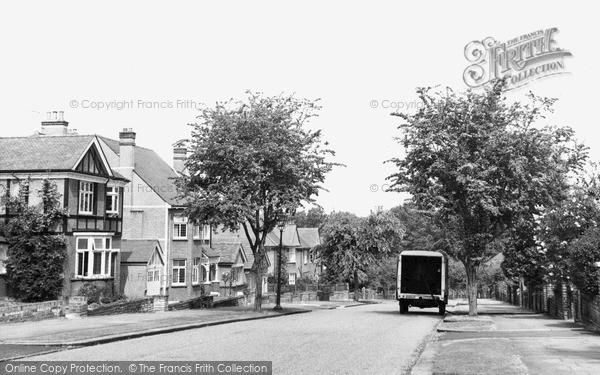 Photo of Winchmore Hill, Branscombe Gardens c.1960