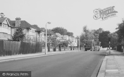 Winchmore Hill, Bush Hill c.1955