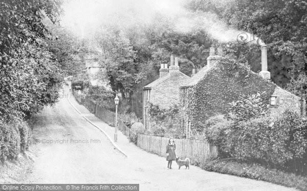 Photo of Winchmore Hill, Church Hill c.1910