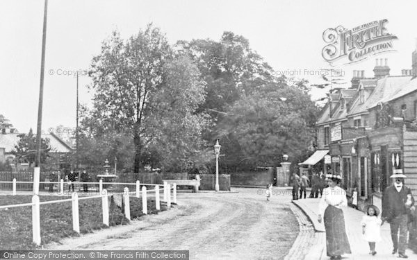Photo of Winchmore Hill, Green c.1910