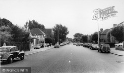 Winchmore Hill, Green Lanes c.1962
