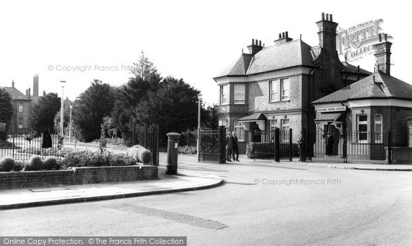 Photo of Winchmore Hill, Highlands General Hospital c.1960