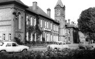 Winchmore Hill, Highlands General Hospital c1960